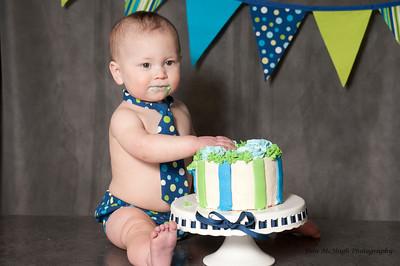 Mason Cake Smash_061