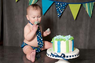 Mason Cake Smash_070