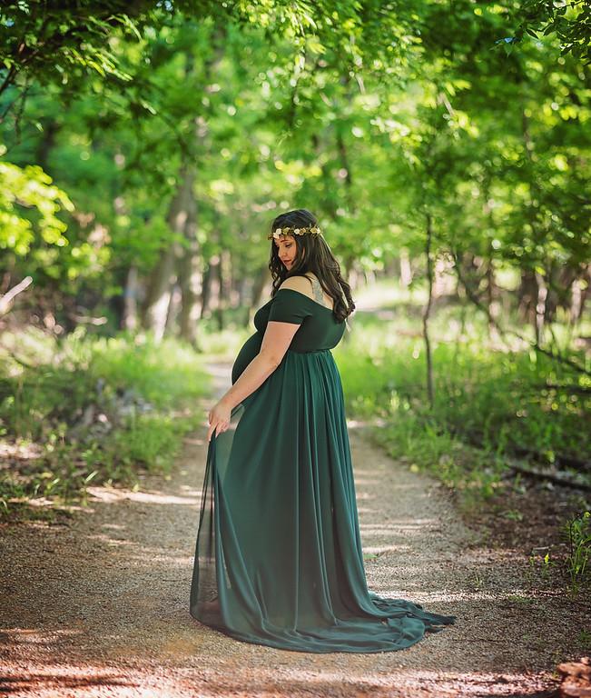 Morgan Maternity Portraits