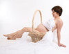 """Basket surprise - your baby developing as a miracle of life!<br /> <br />  <a href=""""http://www.globalvillagestudio.com/maternity.html"""">http://www.globalvillagestudio.com/maternity.html</a> Pregnant and Beautiful - Kentucky photographer John Lynner Peterson, Lexington"""