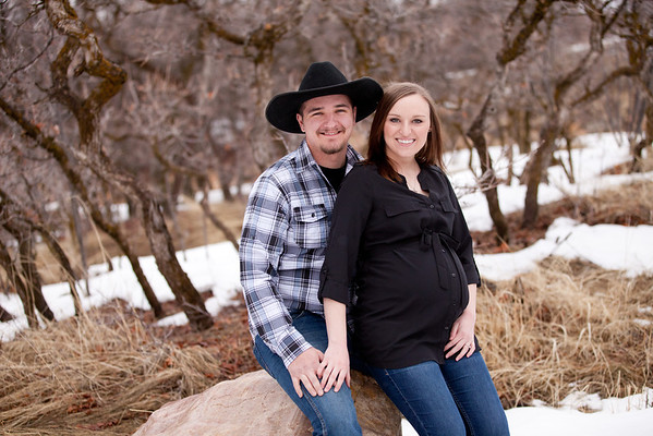 02-09-2014 Kylie and Nate Maternity