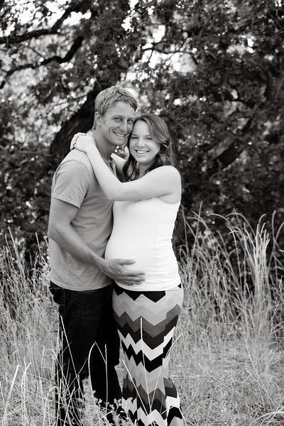 08-15-2013 Mariah and Matt Maternity
