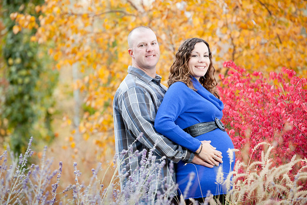 10-21-2012 Melissa and Jared Maternity