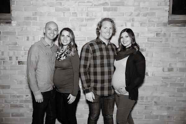 11-12-2016 Ashley and Cami Maternity