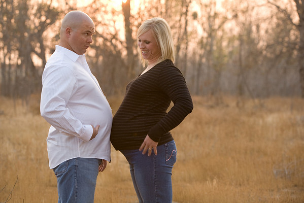 Amber Atkinson Maternity Session