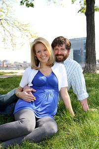 Nicole + Brandon Expecting -14