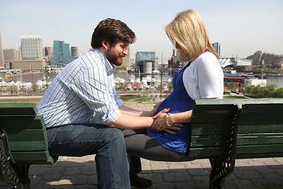 Nicole + Brandon Expecting -9