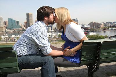 Nicole + Brandon Expecting -11