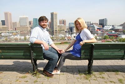Nicole + Brandon Expecting -1