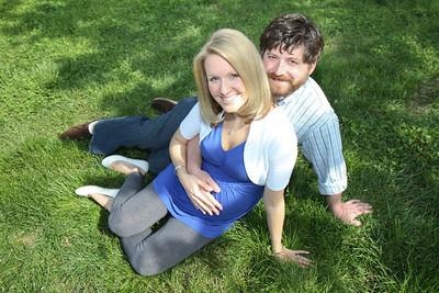 Nicole + Brandon Expecting -17