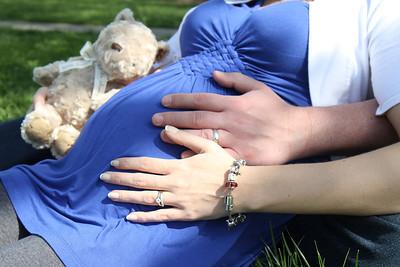 Nicole + Brandon Expecting -20