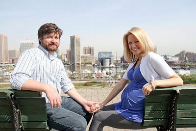 Nicole + Brandon Expecting -2