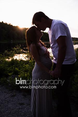 MacDowell Dam Maternity Portraits with Sarah & Greg  8335_06-07-15 - ©BLM Photography 2015