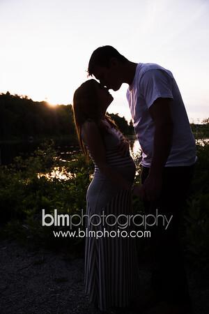 MacDowell Dam Maternity Portraits with Sarah & Greg  8338_06-07-15 - ©BLM Photography 2015