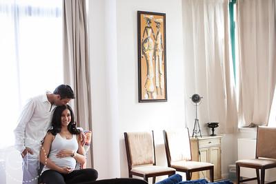 Shetal + Ravi's Maternity Session