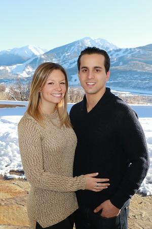 Matt & Brittany,  2/11/18
