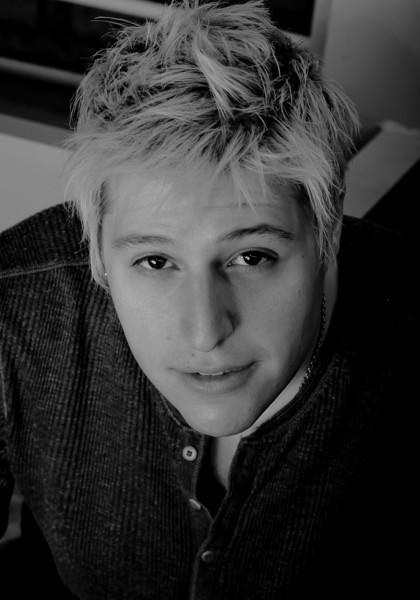 Matt's Blond Headshots