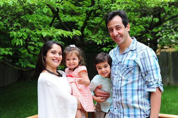 Mazloomdoost Family