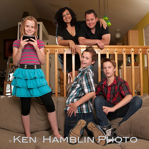 McCrackin Family Portrait