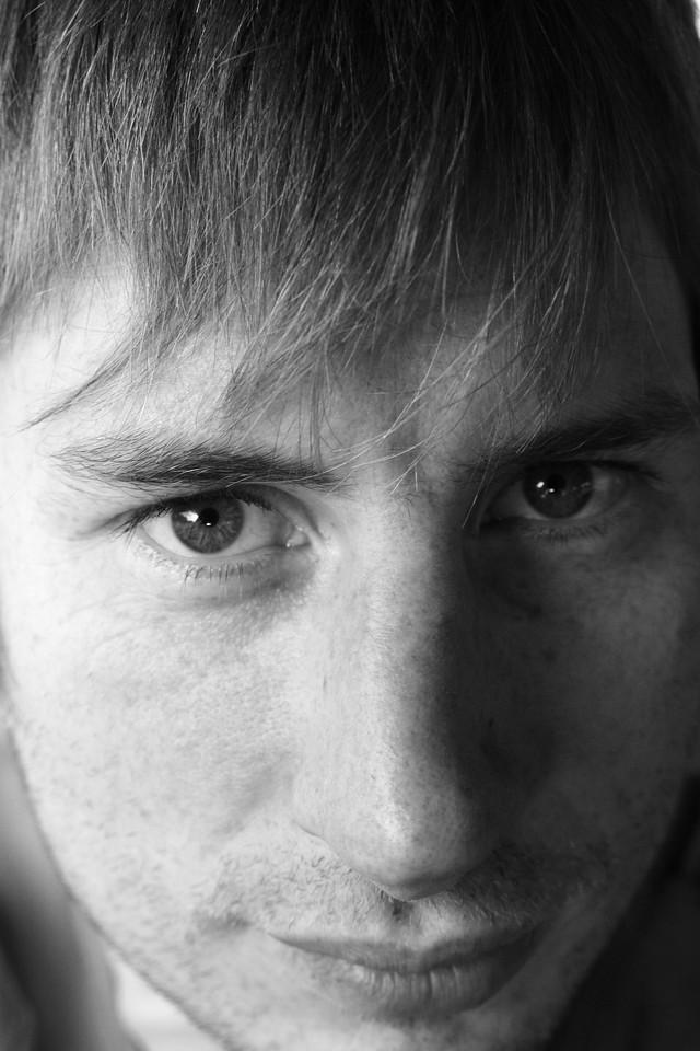 Self-portrait 2003.