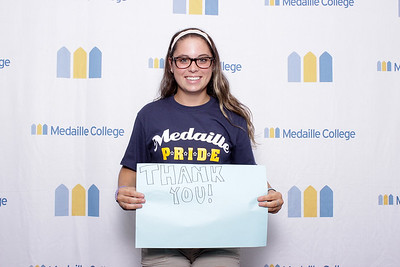 Medaille College // BOOTHTASTIC!!