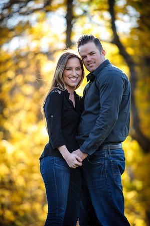Megan  & Mike