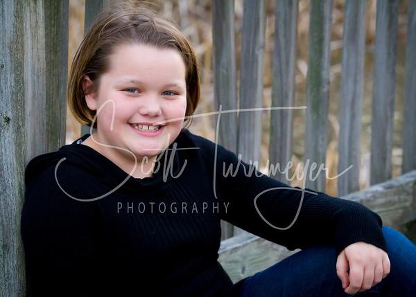 Megan Portraits 12-2013