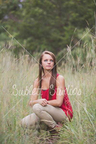 Megan's Senior 2014