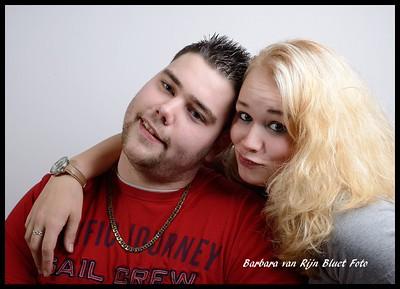 Melissa en Danny 2015