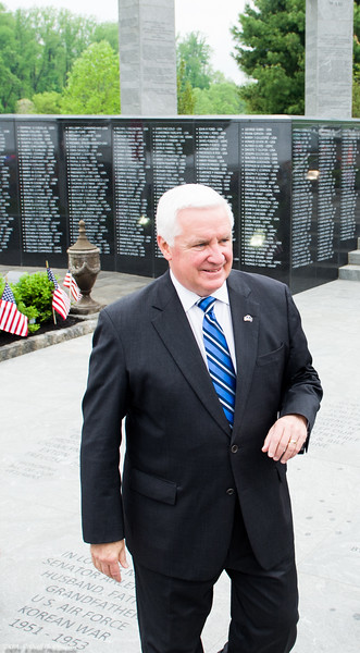 Governor Tom Corbett of Pa