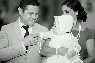 Mercado Family and Baptism