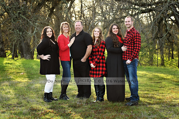 Meyer Family December 2016