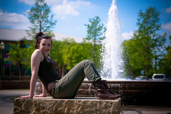 Micaela - Senior Pics