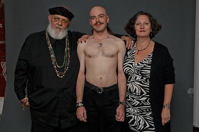 Michael Lortz and friends, July 28, 2012