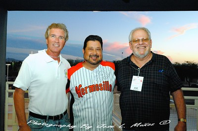 2014-09-19-032  Brian Weymouth, Sports Director, Phoenix Sister Cities   Michael Nowakowski, Phoenix City Councilman & Phoenix Sister Cities Hermosillo Liaison Mike Rakowsky, Chairman, Phoenix Sister Cities Hermosillo Committee