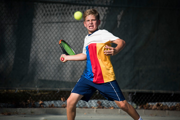 Michael - Tennis