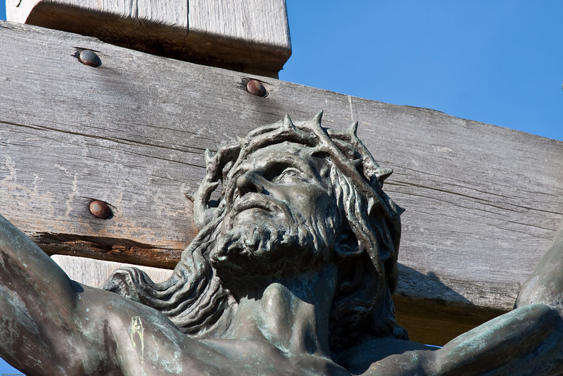 The risen Lord