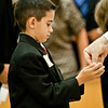 Zack's First Holy Communion