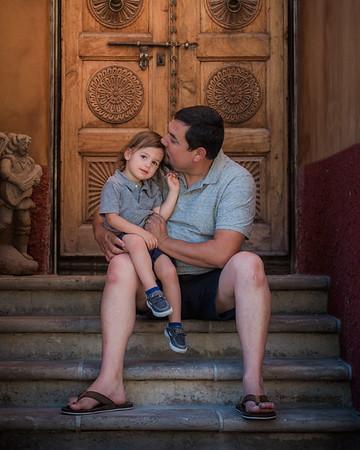Miguel and Morgan Bojorquez Family