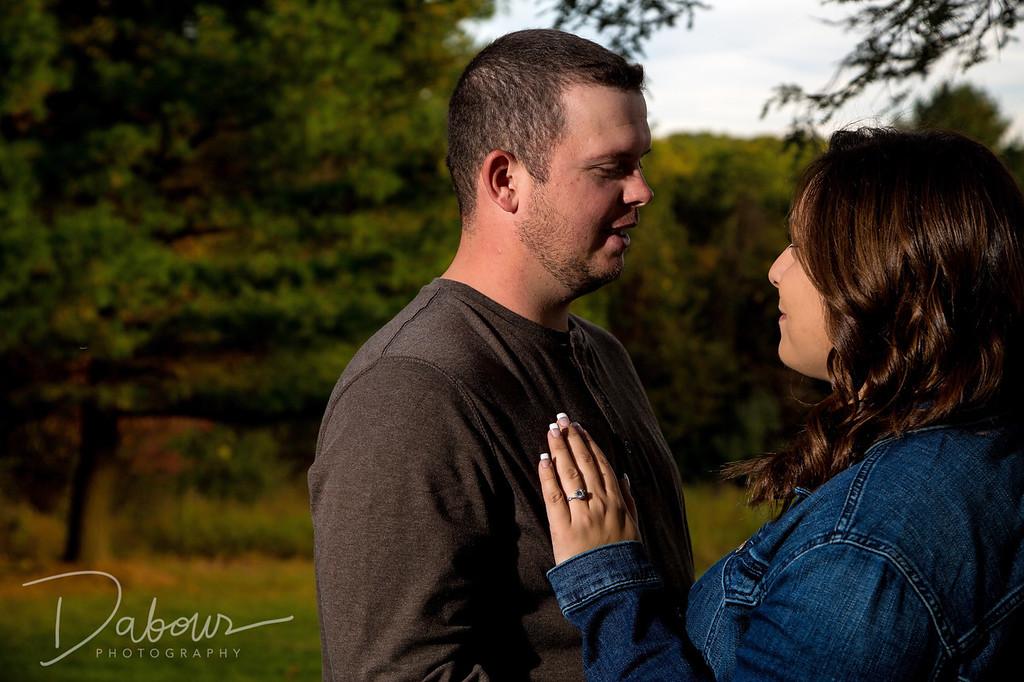 Kristin & Mike Engagement Photos
