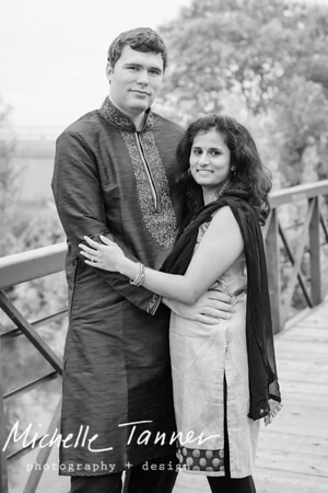 Mike + Shruthi 2015