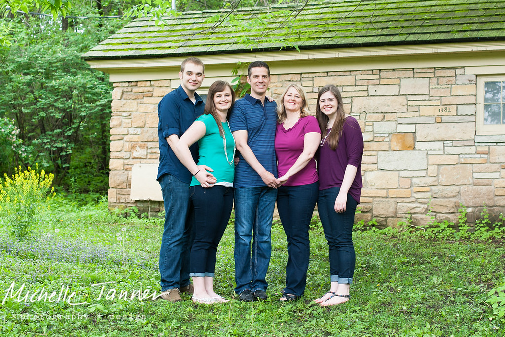 Minneapolis Family Photographer Michelle Tanner