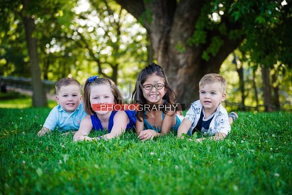 Miller Family 7-27-17