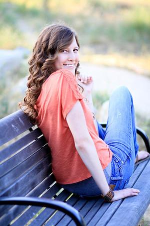 Miranda B. senior portraits