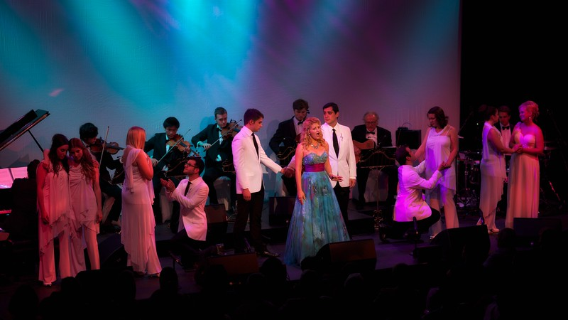 """Mirusia Louwerse ( <a href=""""http://www.mirusia.net"""">http://www.mirusia.net</a>) performing at Sydney Opera House with Vocal Manoeuvres Choir ( <a href=""""http://www.vm.net"""">http://www.vm.net</a>) and Mirusia's Salon Orchestra"""