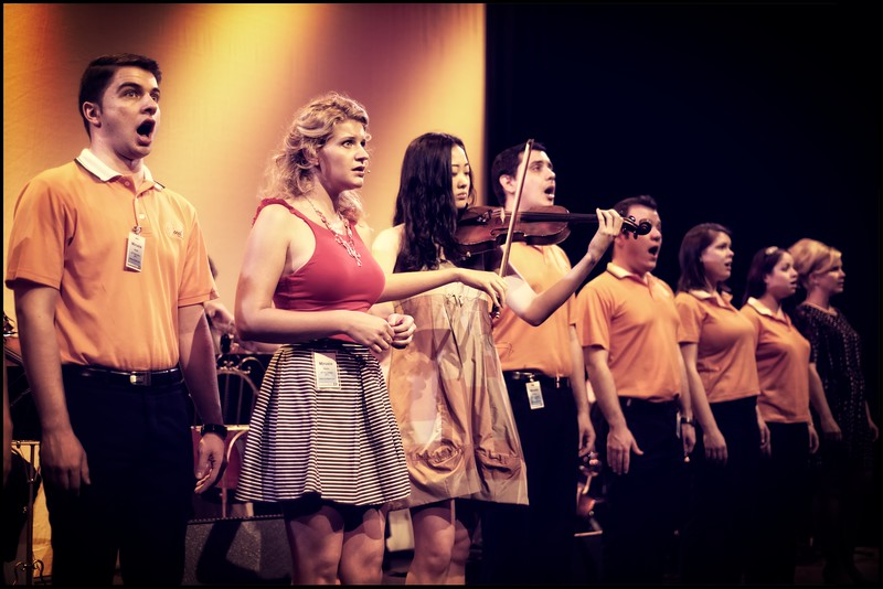 "Mirusia Louwerse ( <a href=""http://www.mirusia.net"">http://www.mirusia.net</a>) rehearsing at Sydney Opera House with Vocal Manoeuvres choir ( <a href=""http://www.vm.net"">http://www.vm.net</a>), Special Guest Violinist Yena Choi, and Mirusia's Salon Orchestra"