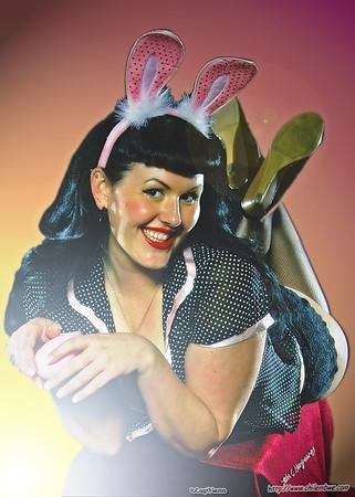 Model 'Miss Ashliegh'