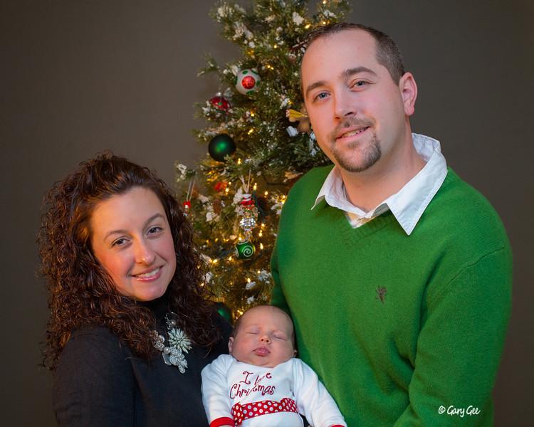 Michelle, Sophia & Kevin