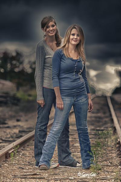 Hannah & Haley