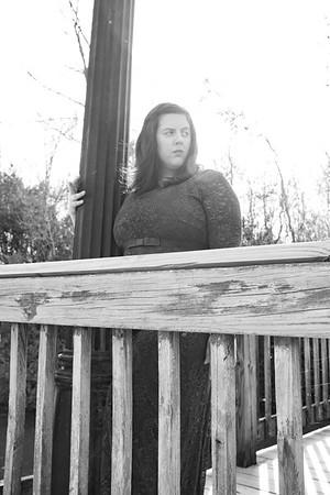 Cindy at Old Santee Park 2-21-17